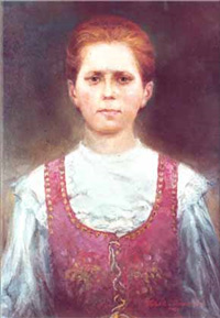 Błogosławiona Karolina Kózkówna dziewica i męczennica. Wspomnienie 18 listopada