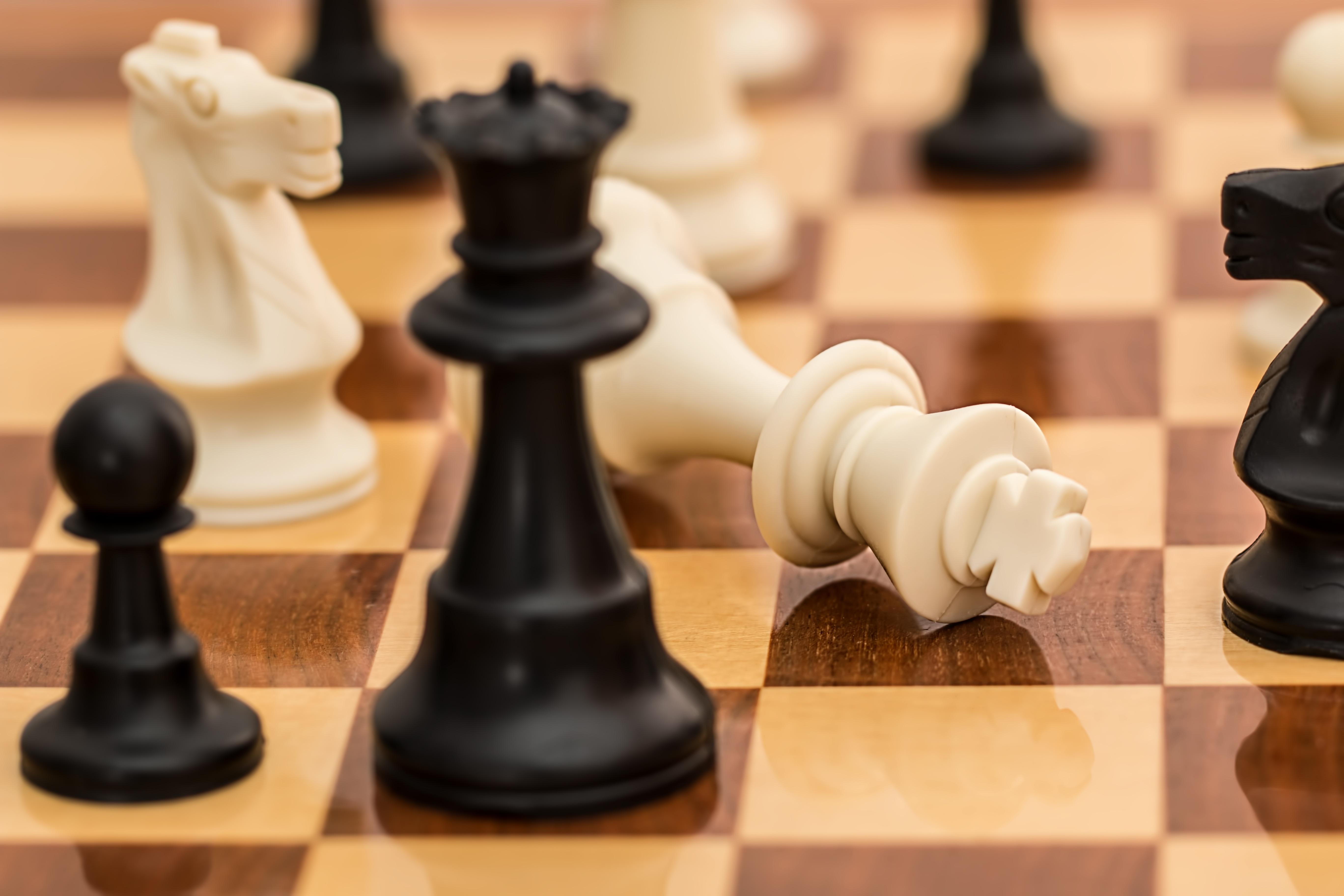 Zaproszenie na Turniej szachowy
